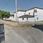 Igrexa de sante - Trabada